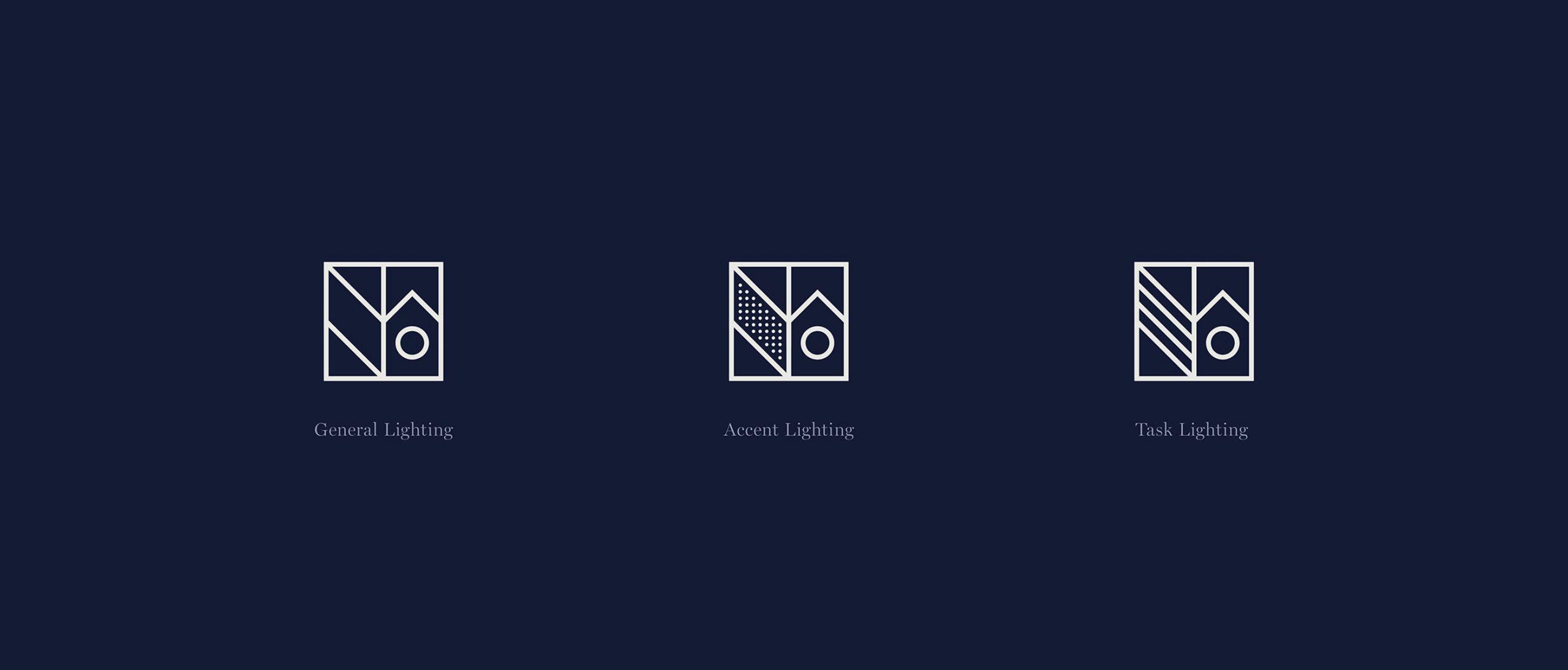 nanoHome logo options