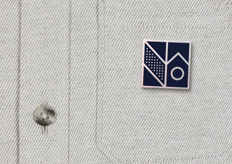 nanoHome pin